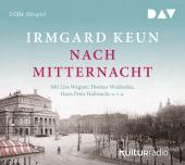 Nach Mitternacht, 2 Audio-CDs Cover