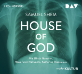 House of God, 2 Audio-CDs Cover