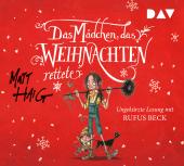 Das Mädchen, das Weihnachten rettete, 5 Audio-CDs Cover