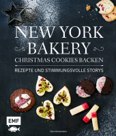 New York Bakery - Christmas Cookies backen Cover
