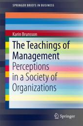 The Teachings of Management