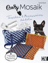 CraSy Mosaik - Taschen & Accessoires häkeln Cover