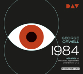 1984, 2 Audio-CDs Cover