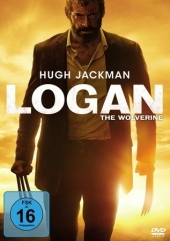 Logan - The Wolverine, 1 DVD Cover