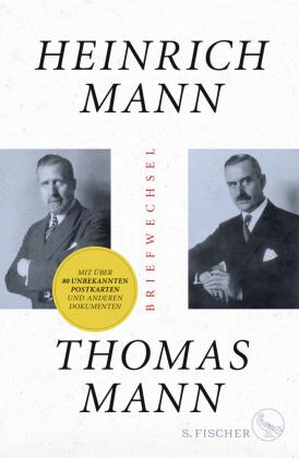 Mann, Heinrich; Mann, Thomas: Briefwechsel