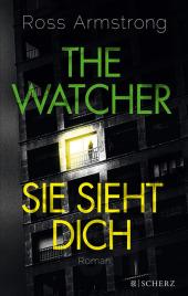 The Watcher - Sie sieht dich Cover