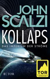 Kollaps, Das Imperium der Ströme Cover