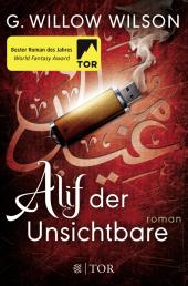 Alif der Unsichtbare Cover