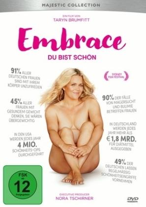 Embrace - Du bist schön, 1 DVD