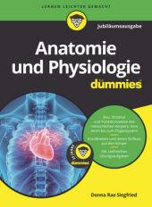 Anatomie und Physiologie für Dummies Cover