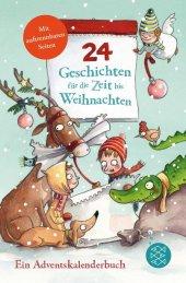 24 Geschichten für die Zeit bis Weihnachten Cover