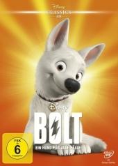 Bolt - Ein Hund für alle Fälle, 1 DVD Cover