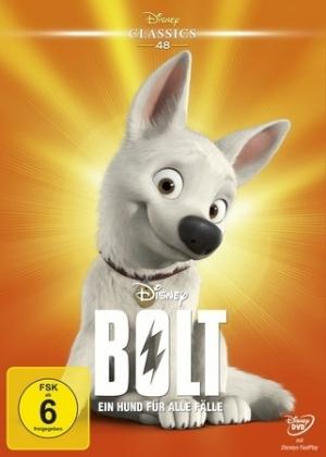 Bolt - Ein Hund für alle Fälle, 1 DVD