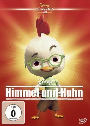 Himmel und Huhn, 1 DVD