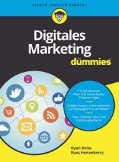 Digitales Marketing für Dummies Cover