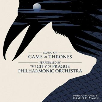 The Game of Thrones Symphony, 1 Audio-CD