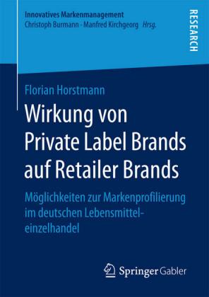 Wirkung von Private Label Brands auf Retailer Brands