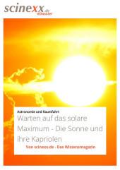 Warten auf das solare Maximum