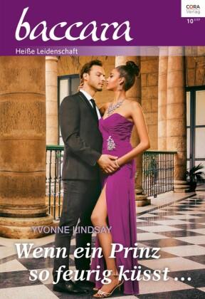 Wenn ein Prinz so feurig küsst ...