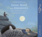 Sonne, Mond und Abendstern, 1 Audio-CD Cover