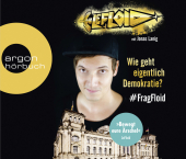 Wie geht eigentlich Demokratie - FragFloid, 3 Audio-CDs Cover