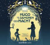 Hugo und die Dämonen der Nacht, 3 Audio-CD Cover