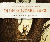 Die Abenteuer des Ollie Glockenherz, 4 Audio-CD Cover