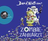 Zombie-Zahnarzt, 4 Audio-CD Cover