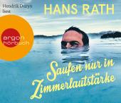 Saufen nur in Zimmerlautstärke, 4 Audio-CD Cover
