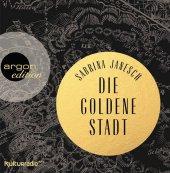 Die goldene Stadt, 8 Audio-CD Cover