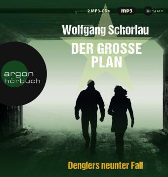 Der große Plan, 2 MP3-CD