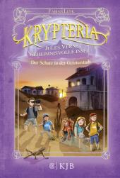 Krypteria - Jules Vernes geheimnisvolle Insel. Der Schatz in der Geisterstadt Cover