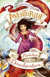 Aventurine - Das Mädchen mit dem Drachenherz Cover