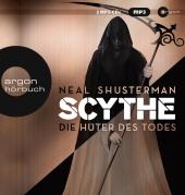 Scythe - Die Hüter des Todes, 2 MP3-CDs Cover