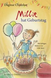 Millie hat Geburtstag Cover