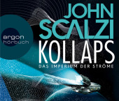 Kollaps - Das Imperium der Ströme, 6 Audio-CD Cover