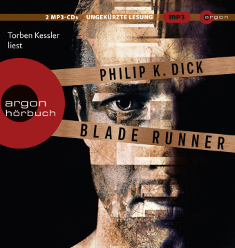 Blade Runner, 2 Audio-CD, MP3