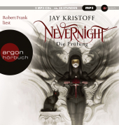 Nevernight - Die Prüfung, 3 MP3-CD Cover