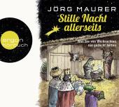 Stille Nacht allerseits, 2 Audio-CDs Cover