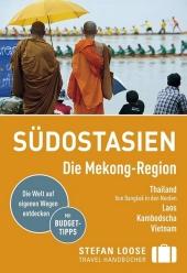 Stefan Loose Reiseführer Südostasien, Die Mekong Region Cover