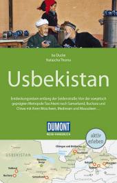 DuMont Reise-Handbuch Reiseführer Usbekistan Cover