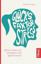 Glücksfaktor Stress Cover