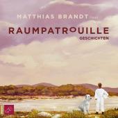 Raumpatrouille, 3 Audio-CD Cover