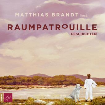 Raumpatrouille, 3 Audio-CD