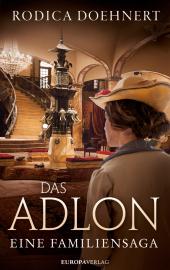Das Adlon - Ein deutscher Familienroman Cover
