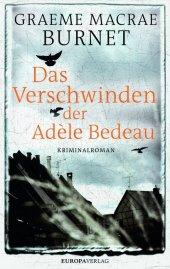 Das Verschwinden der Adèle Bedeau Cover