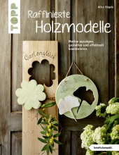 Raffinierte Holzmodelle Cover