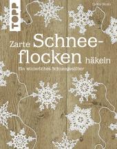 Zarte Schneeflocken häkeln Cover