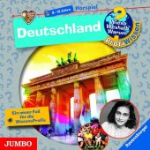 Deutschland, 1 Audio-CD Cover