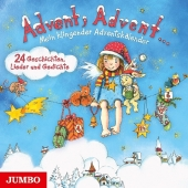 Advent, Advent... Mein klingender Adventskalender, 1 Audio-CD Cover